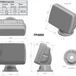 PP4400 Dimensions